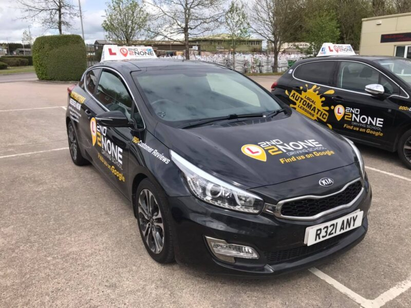 The latest car to join our fleet