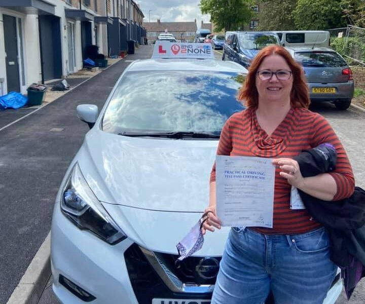 A great result for local driving instructor Nick Webb in Bristol