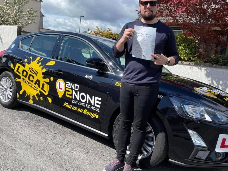Driving Lessons in Bristol with Andy Dunn