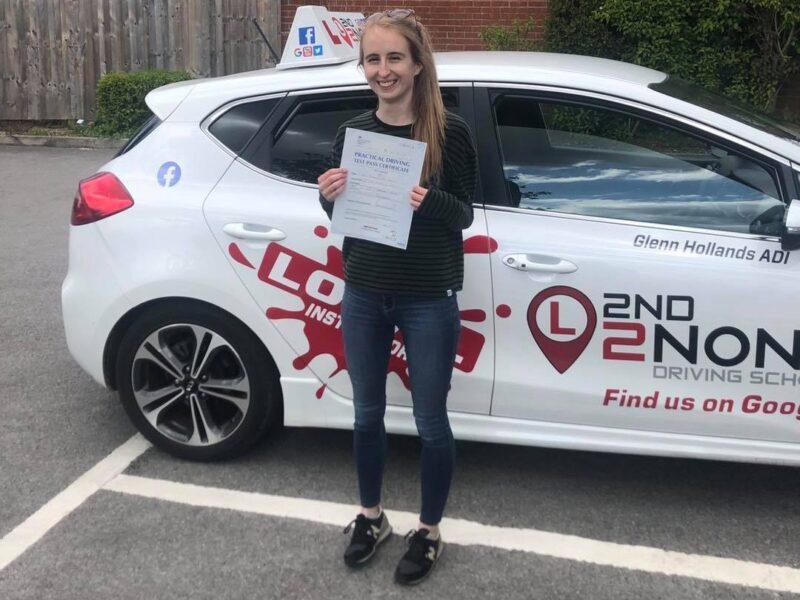 Zero Fault Driving Test Result in Warminster