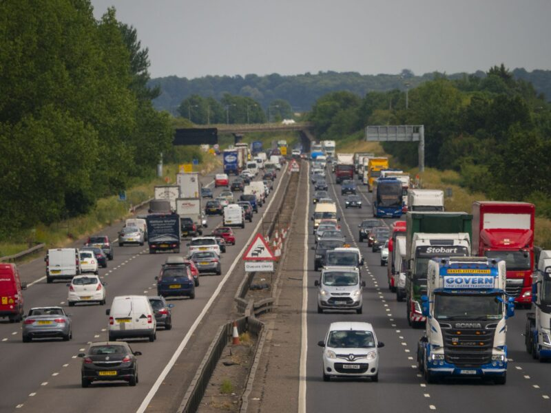 Our Guide to Motorway Driving