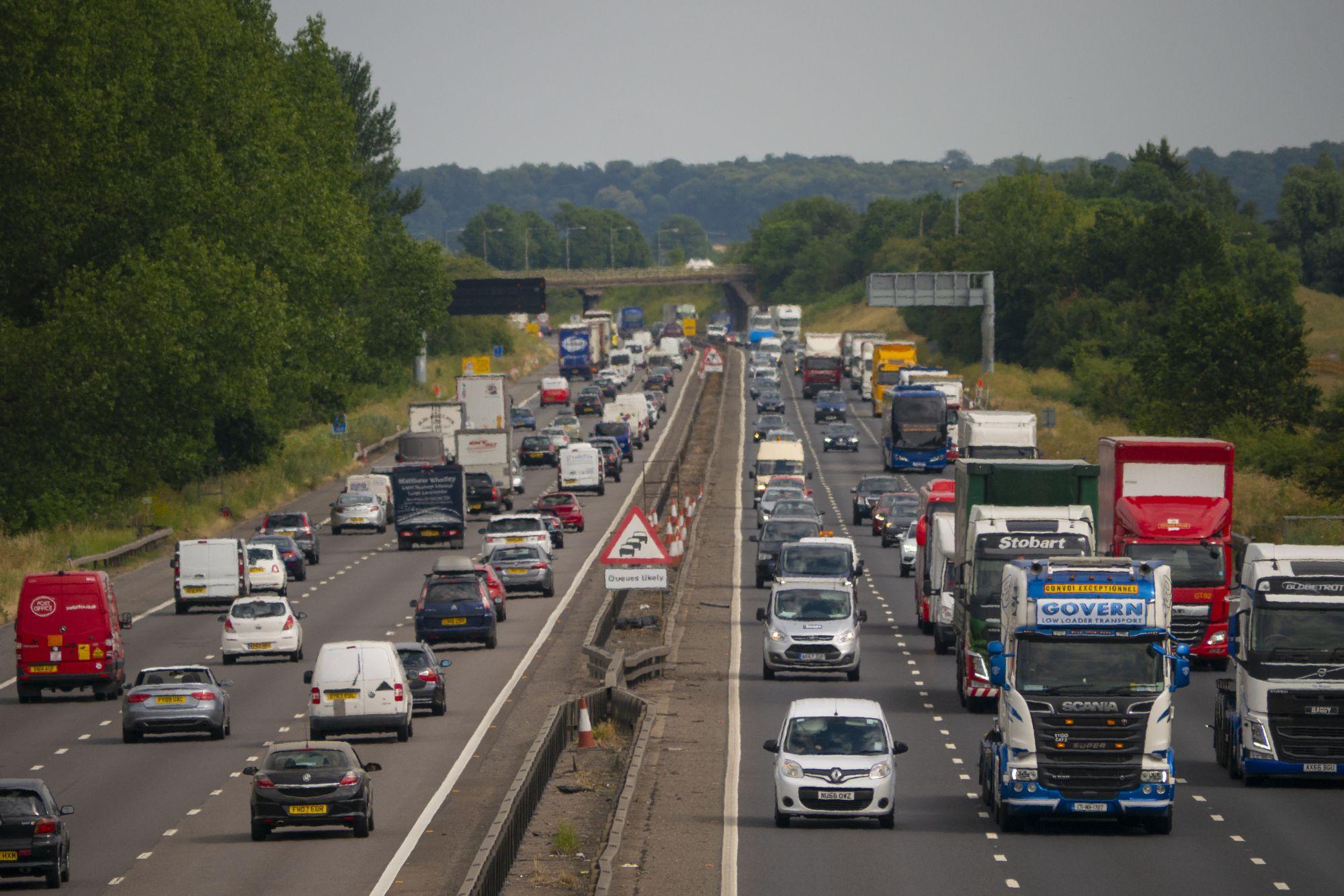 Motorway Driving