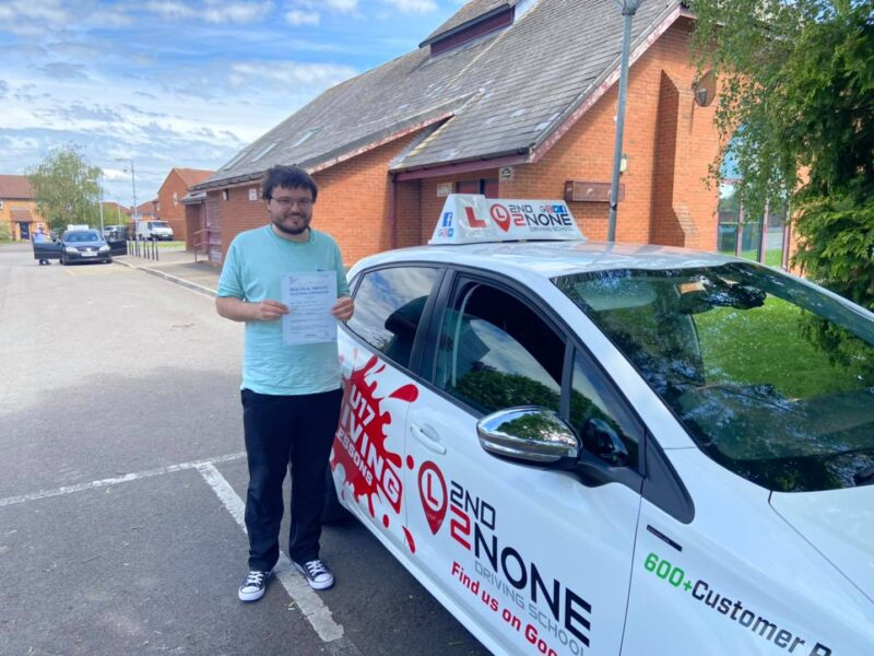 A great result for Driving Lessons Westbury