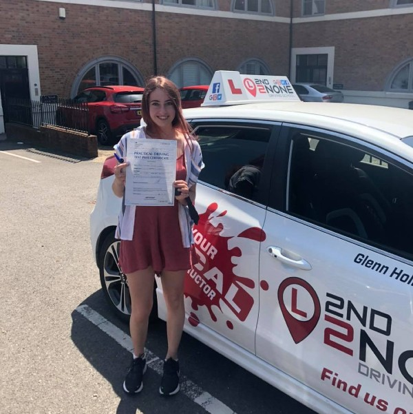 Another successful day for driving lessons Gillingham in Dorset