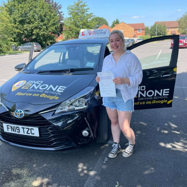 Automatic Driving Lessons in Trowbridge