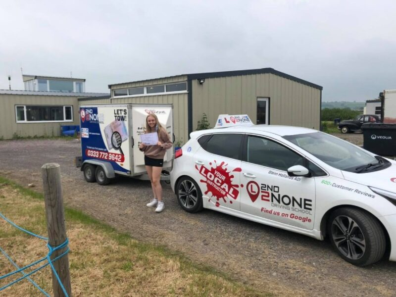 Get off to a head start with Young Driver driving sessions at Henstridge Airfield