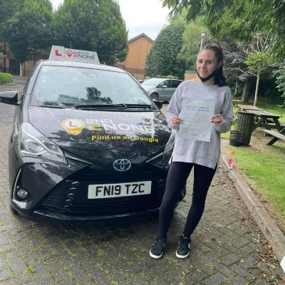 Automatic Driving Lessons in Devizes