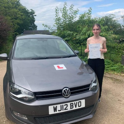 Driving Test Pass in Wardour