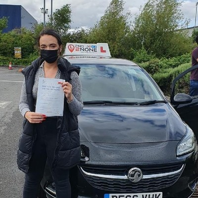 Driving Test Result in Portishead