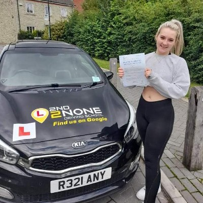 Another great result for driving lessons Shaftesbury