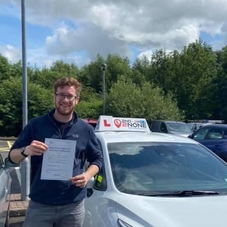 Driving Test Pass in Bristol