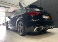 AUDI RS3 2.5 270KW SPORTBACK 2015 zwart