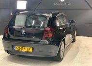BMW 1-Series 1.6 116I leather / navi full 5drs 2005 Black