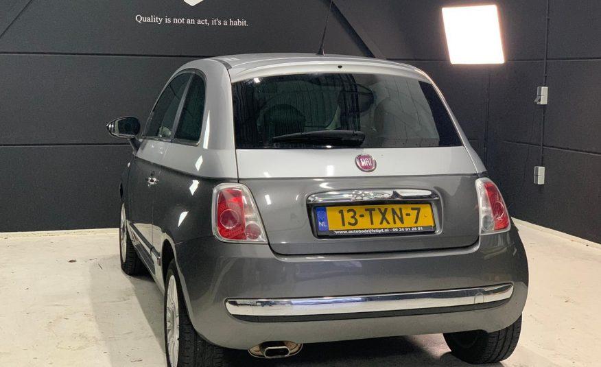 Fiat 500 1.2 AUT 2012 Grijs