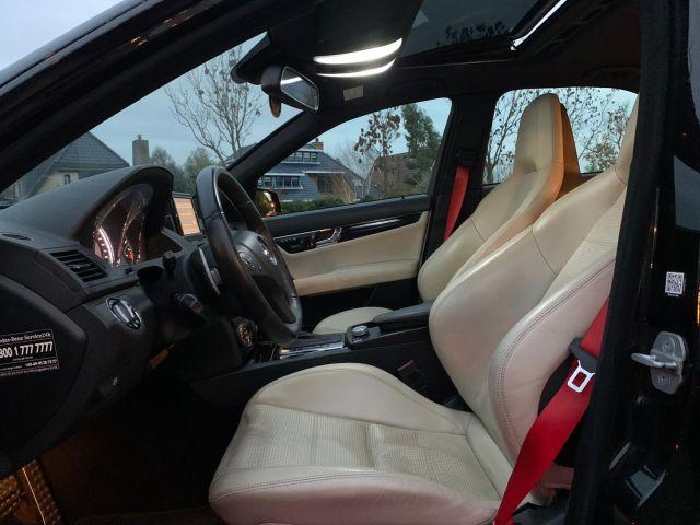 Mercedes-AMG C63 AMG 2008 Black
