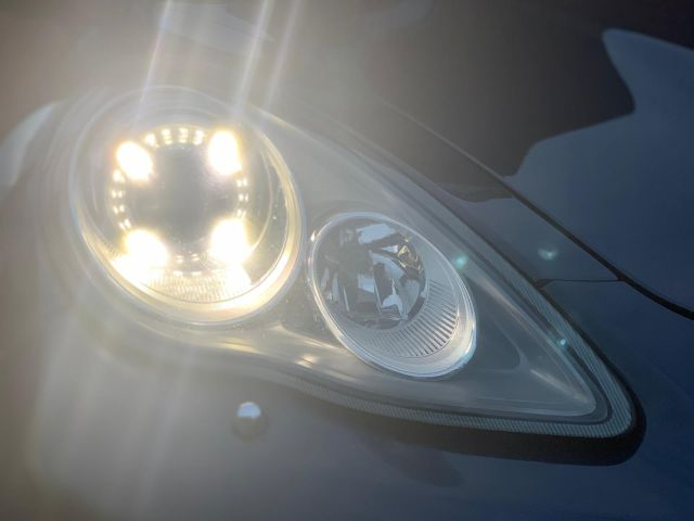 Porsche Panamera 4.8 Turbo S PDK 2011 Blauw