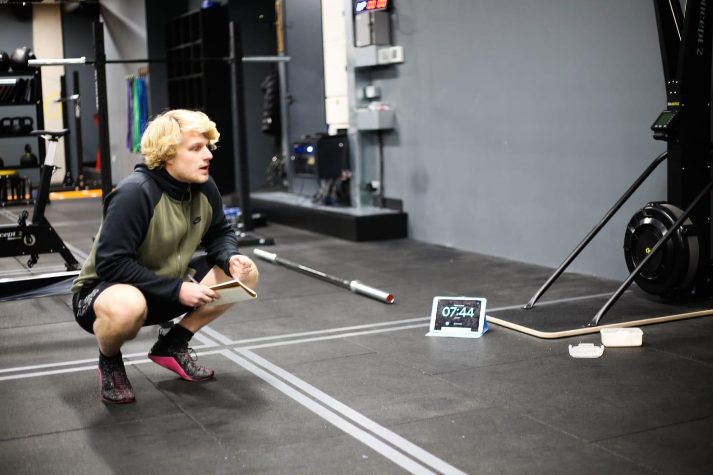 Coach The Wick CrossFit Hackney Wick London
