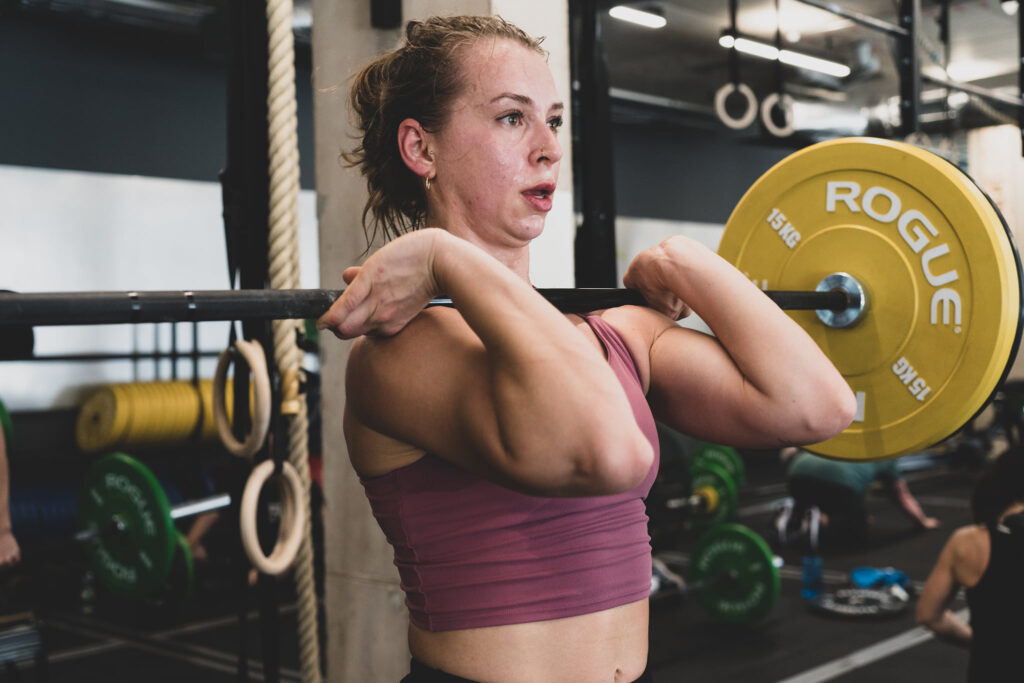 CrossFit Barbell Hackney Wick Fitness Weightlifting Training Functional London