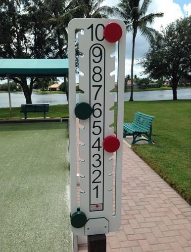 LoveOne Bocce Scoreboard