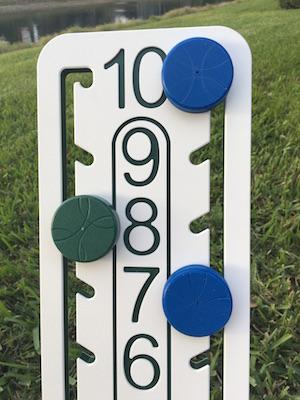Pickleball Scoreboard