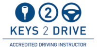 el driving school accredited keys2drive instructor