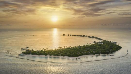 Shaviyani Atoll Maldives