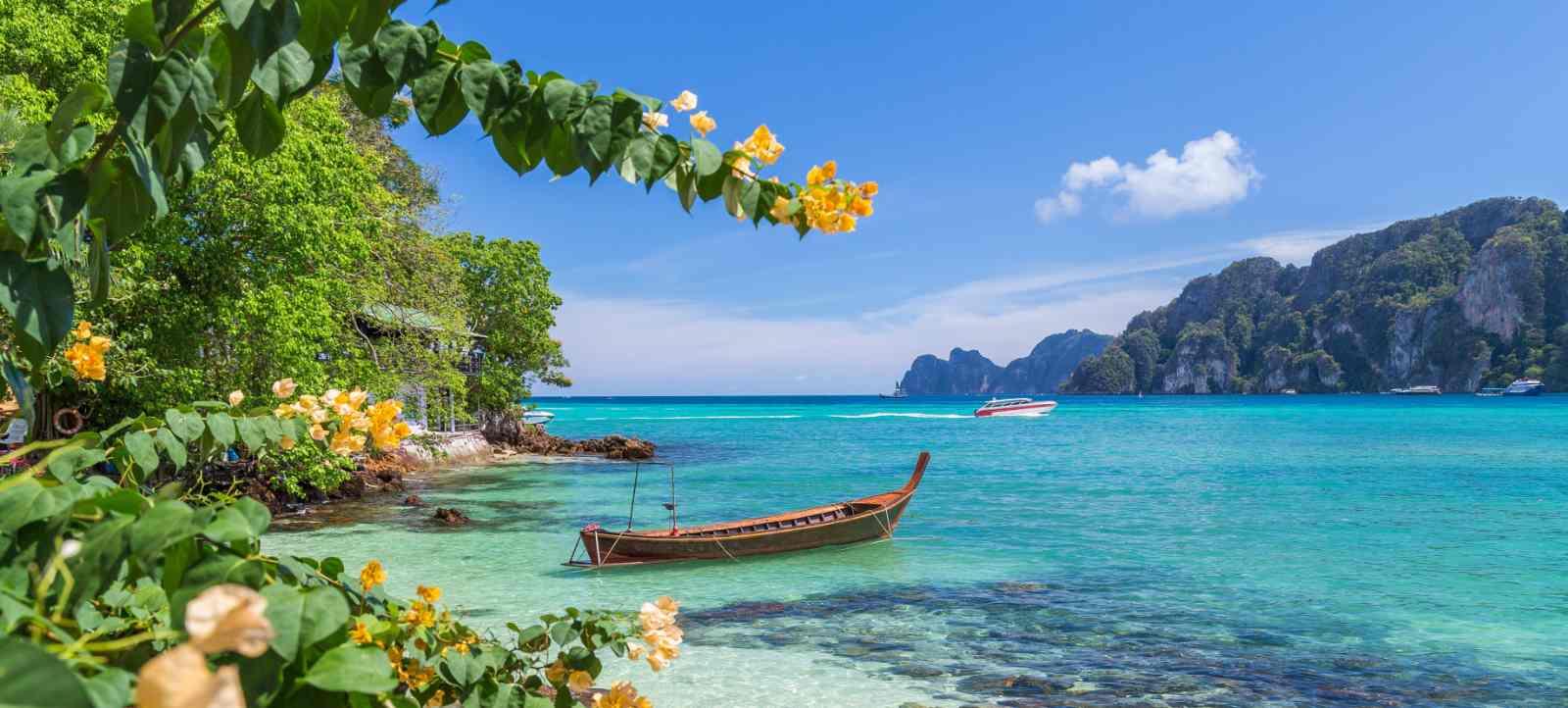 Thailand halal travel