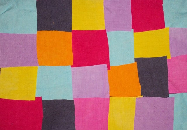 patchwork stoffreste