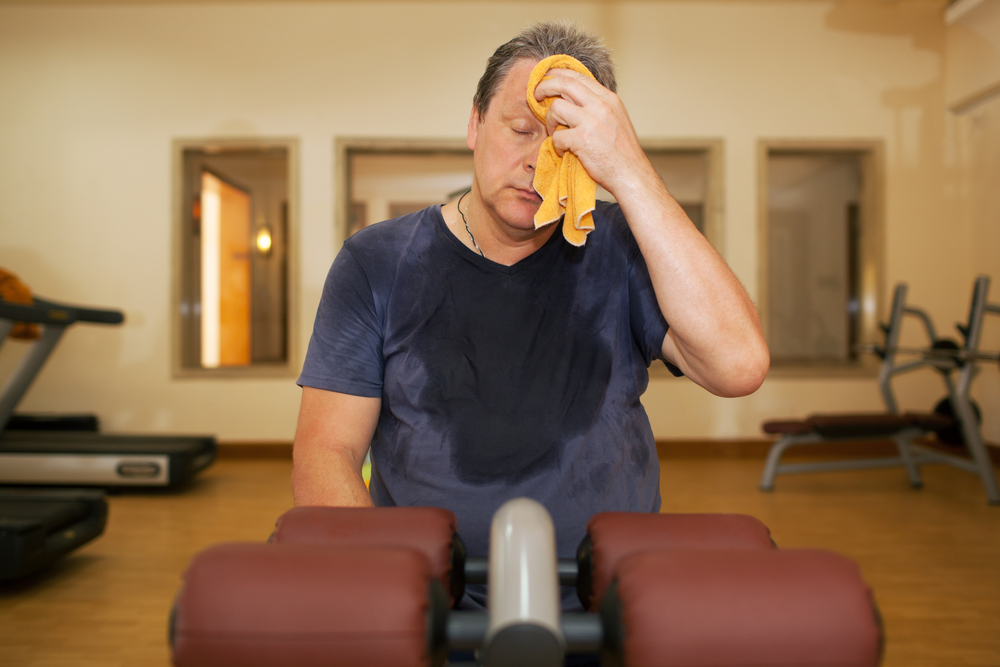 Intense exercise linked to increase risk of developing MND