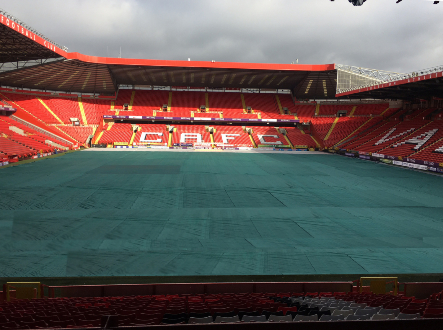 Matchsaver Permeable Covers at The Valley