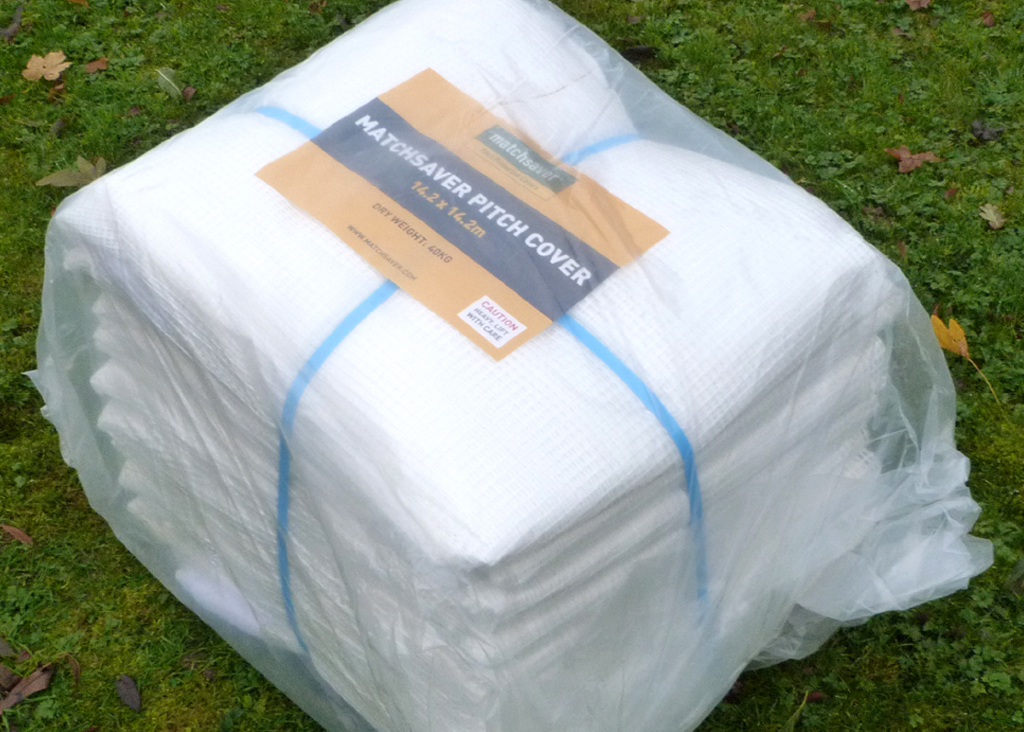 How Pull on Covers Arrive - Matchsaver
