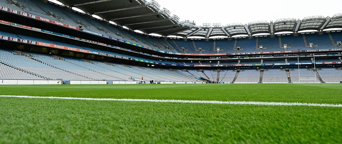 GAA Banner for Matchsaver Pitch Protection