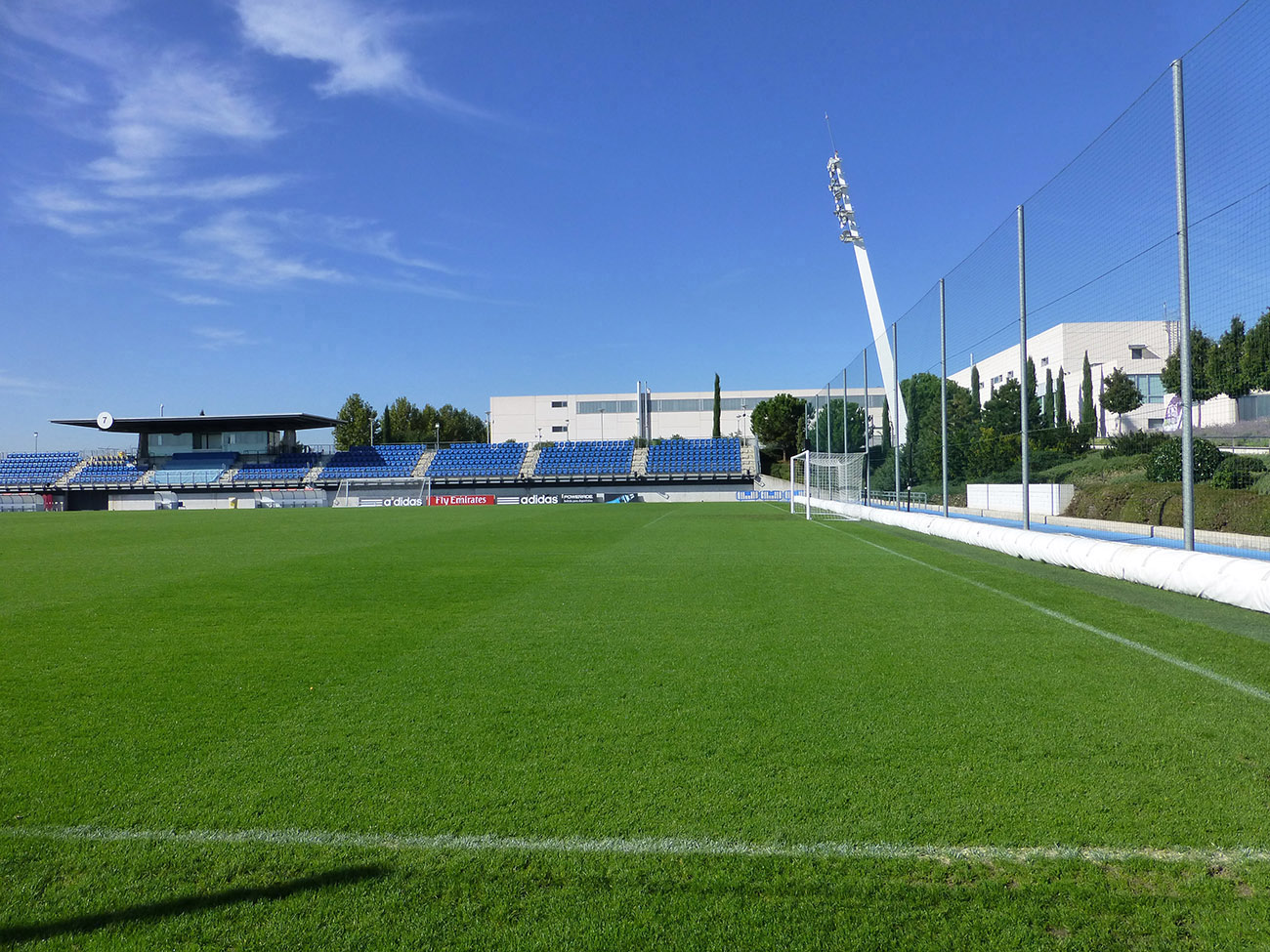 REAL MADRID TRAINING GROUND - MATCHSAVER