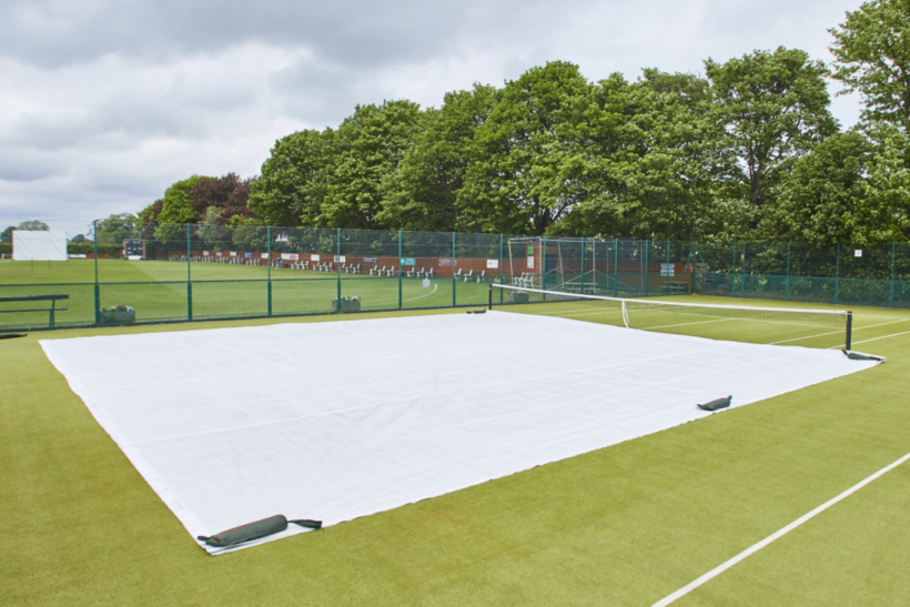 Matchsaver Pull on Covers for Tennis
