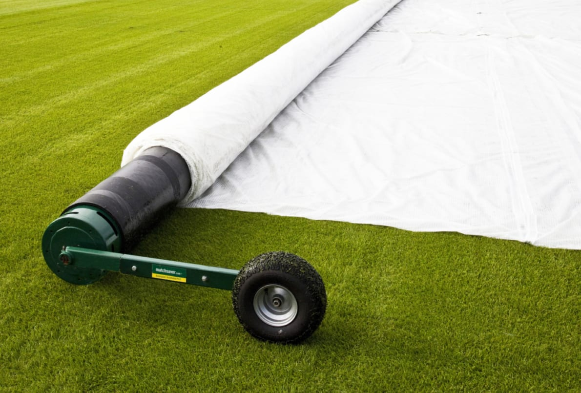 Matchsaver Automated Pitch Protection for Rugby