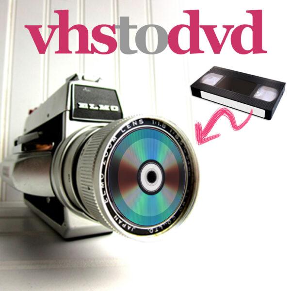 VHS-Transfer