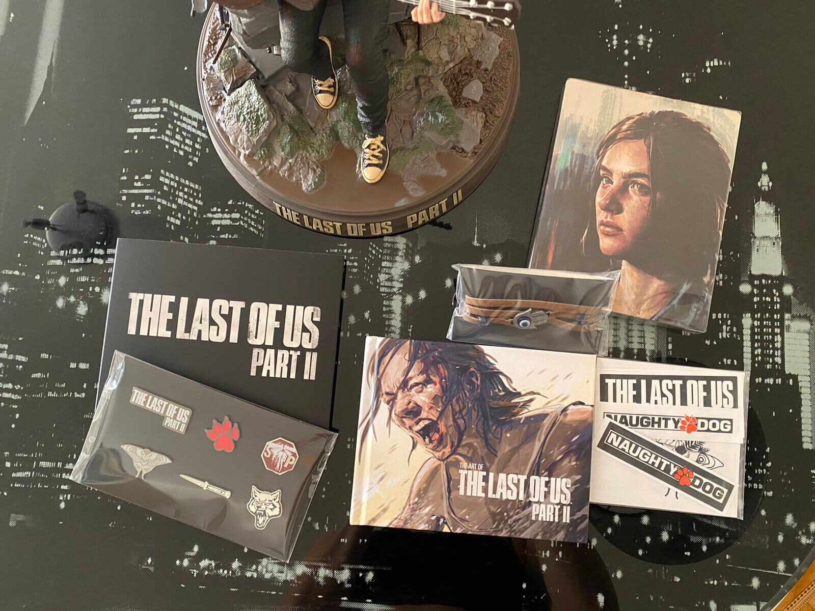 Unboxing The Last of Us