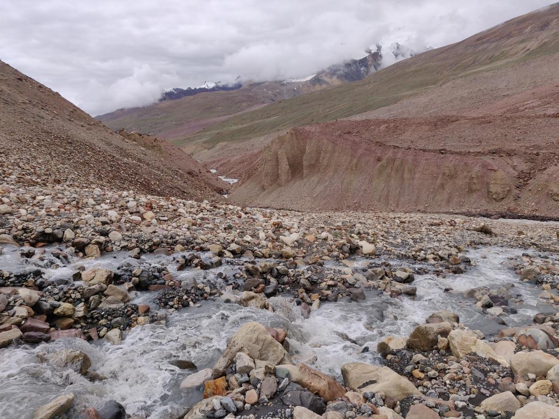 Baralacha La rivers