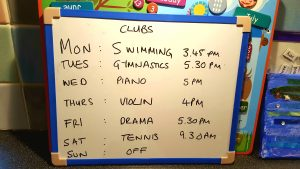 Overscheduling our kids