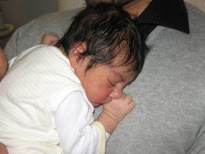 zaf and baby jenna