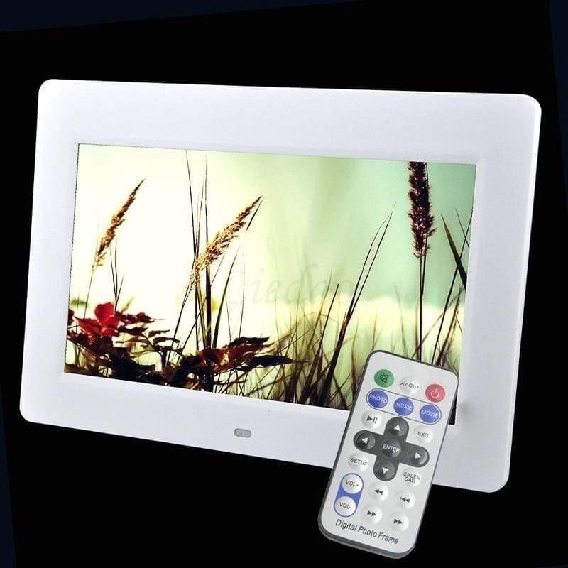 10-inch Digital Photo Frame - Digital Photo Frames