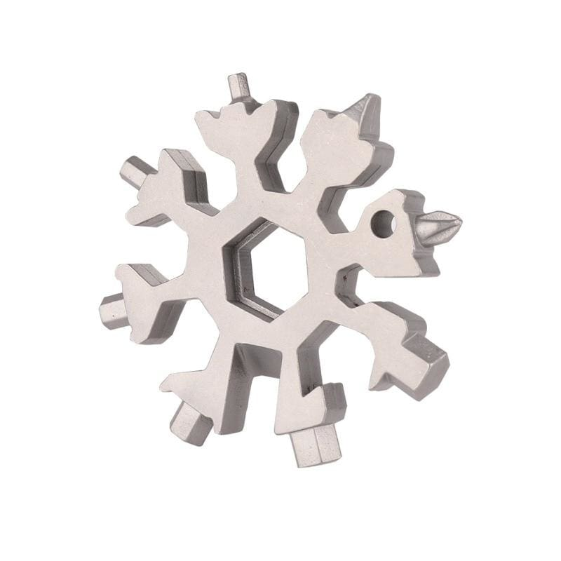 18-in-1 Snowflake Multi-Tool - S - Outdoor Tools