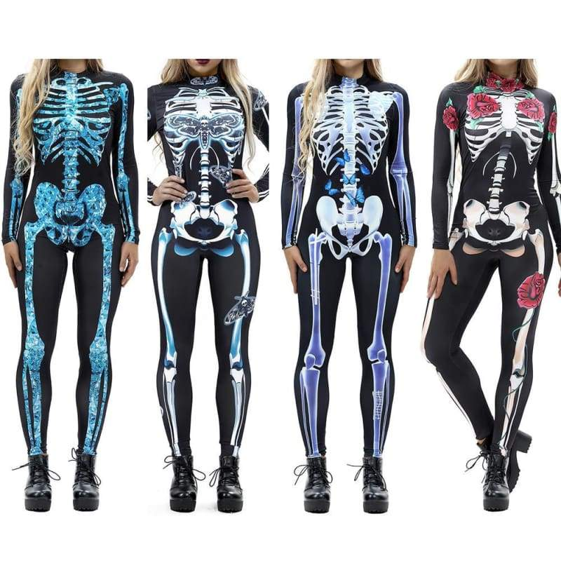3D Bodysuit Halloween Just For You - Halloween