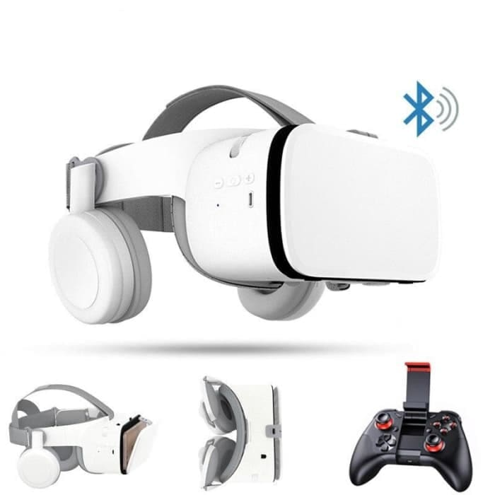3D Glasses Virtual Reality Immersive VR Headset - Smart Gadget