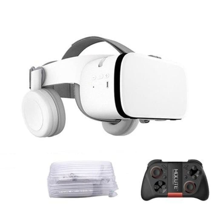3D Glasses Virtual Reality Immersive VR Headset - With Mocute 050 - Smart Gadget