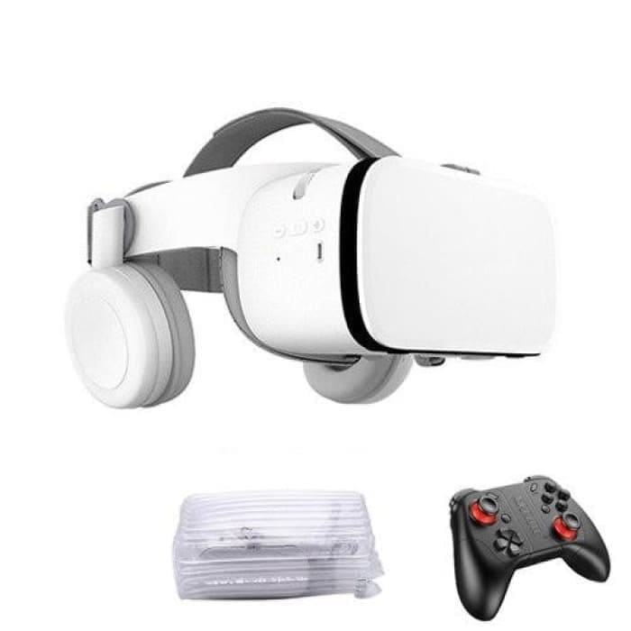 3D Glasses Virtual Reality Immersive VR Headset - With Mocute 053 - Smart Gadget