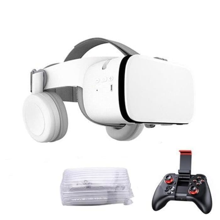3D Glasses Virtual Reality Immersive VR Headset - With Mocute 054 - Smart Gadget