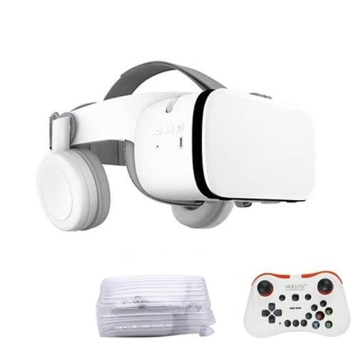 3D Glasses Virtual Reality Immersive VR Headset - With Mocute 056W - Smart Gadget