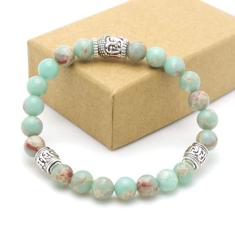 7 Chakra Stone Healing - 21 - Charm Bracelets