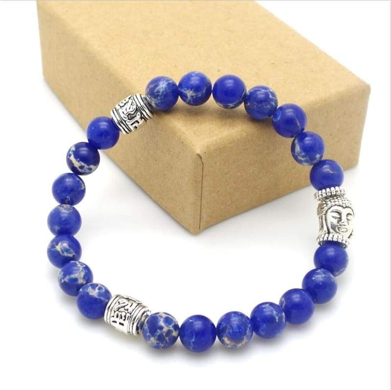 7 Chakra Stone Healing - 22 - Charm Bracelets